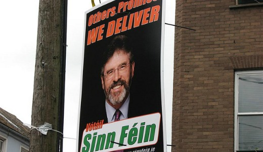 Sinn Fein will run candidate for Irish presidency