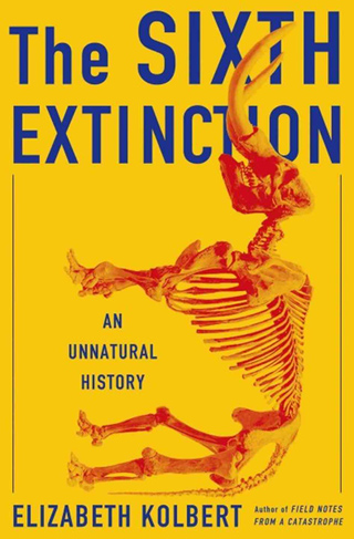 """The Sixth Extinction"" or how humanity, perching on tree limb, saws it off"