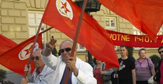 Slovak government on anti-communist rampage