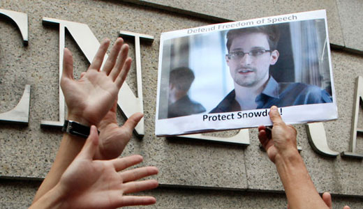 Edward Snowden holds Twitter Q&A session
