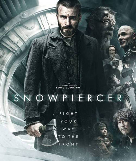 "In ""Snowpiercer,"" classes struggle on a train"