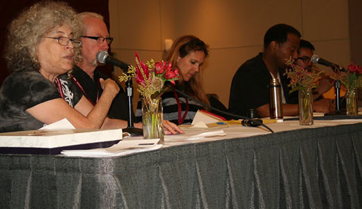 Media's role in building movements a big topic at CPUSA Convention