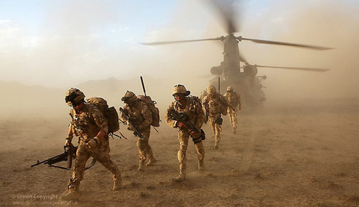 Zero troops in Afghanistan is the right number