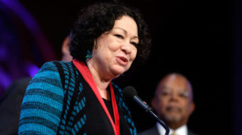 Income inequality comes to Supreme Court, courtesy Justice Sotomayor