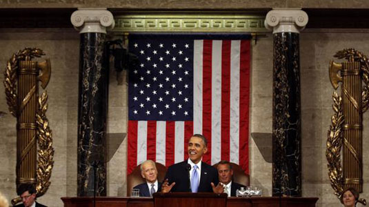 Closing wealth gap tops Obama's State of the Union