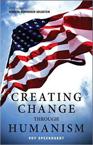 """Author Roy Speckhardt: """"Can we create change through humanism?"""""""