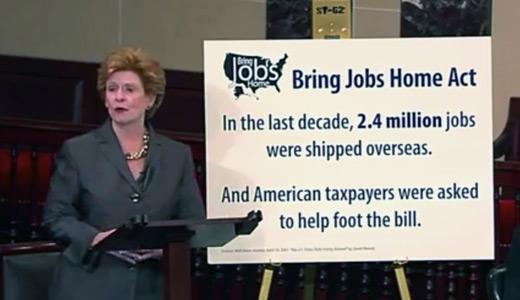 GOP shoots down another jobs bill