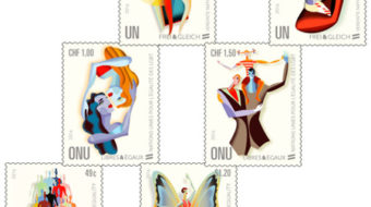 This week in LGBTQ history: UN issues Free & Equal stamps