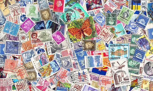 October is National Stamp Collecting Month
