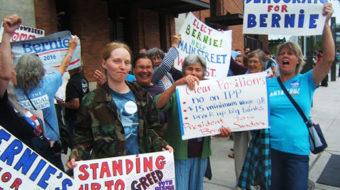 Bernie Sanders rallies in Northwest draw record crowds