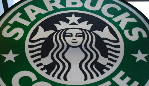 Workers celebrate victory over Starbucks