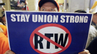 Indiana judge finds right-to-work unconstitutional