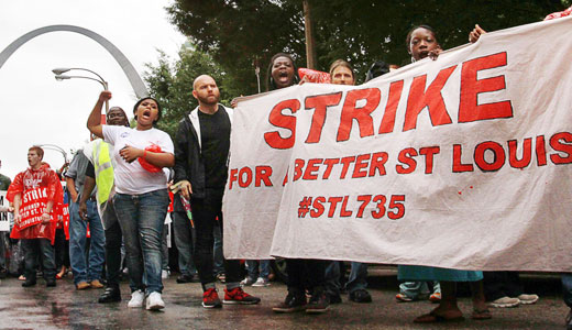 St. Louis hearing spotlights government subsidies of fast food giants