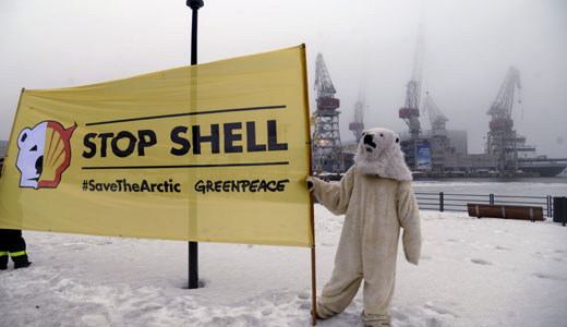 Shell starts – and pauses – Arctic drilling