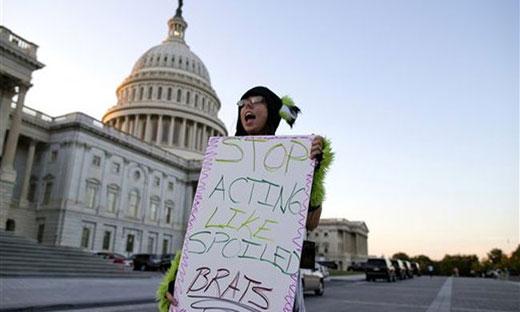 Government shutdown: Monumental idiocy