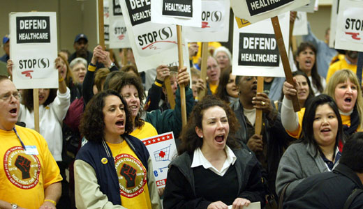 UFCW: D.C.-Baltimore chains going nuclear vs. workers