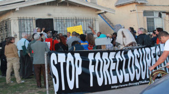 Stopping blight: One side of the anti-foreclosure fight