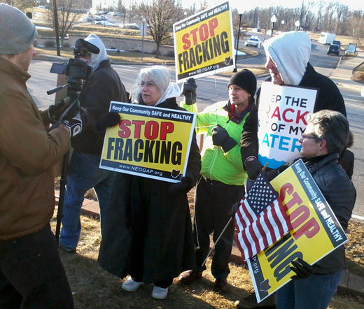 "Ohio ""Frackgate"" raises concerns about regulators"