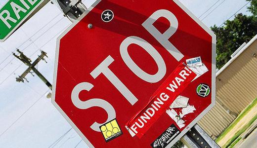 Stop $33.5 billion for war escalation