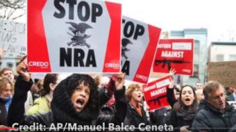 VIDEO: Is America's love of guns stopping common sense gun regulation?