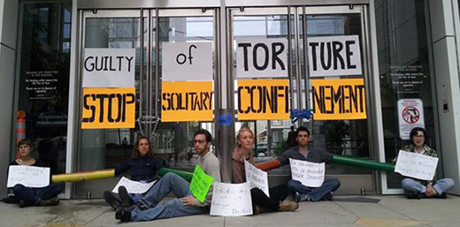 Clergy call for end to torture in California prisons (with video)