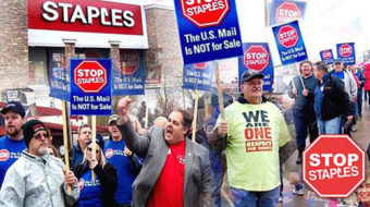 Sweetheart deal with Staples results in postal cuts in San Francisco