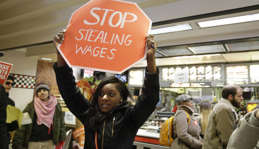 GOP pushing Labor Department to go easy on wage theft