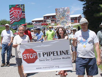 Pipelines vs. community rights: a New England democracy lesson