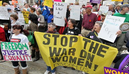 Pro-worker Rep. Moore personalizes rape in speech