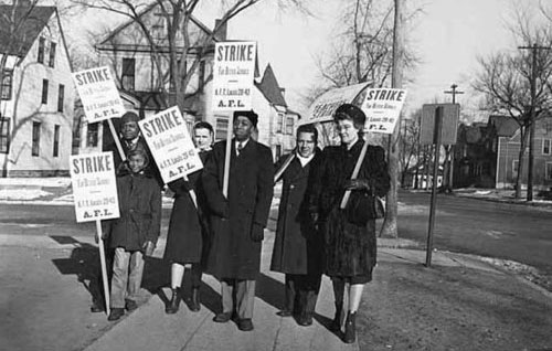 Today in labor history: First-ever U.S. teacher walkout