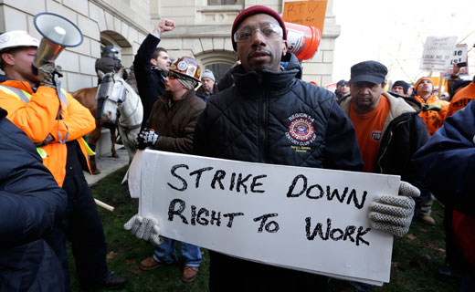 Missouri may become latest Right-to-Work (for less) state