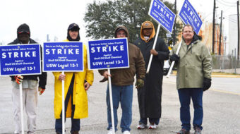 Houston, we have a problem: Strike at major oil refineries