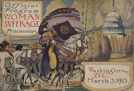 90 years of women's suffrage