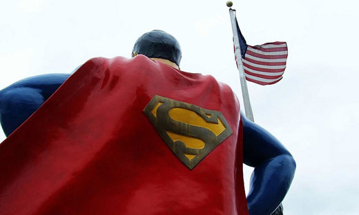 Anti-gay Superman writer sparks outrage