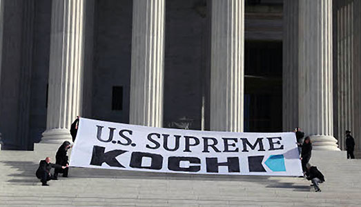 Citizens United anniversary met with nationwide protest
