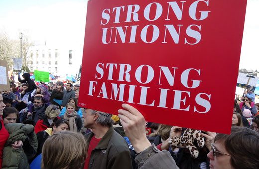 Union movement reawakens in rural Oregon