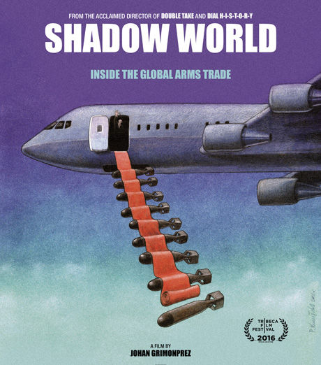 """Shadow World"" exposes mega-industry of global weapon sales"