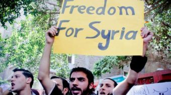 Syrian activist: Regime making political solutions impossible