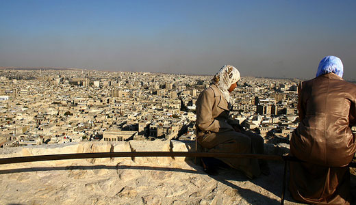 Syria at a tipping point