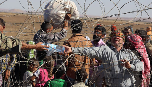 Wars and armament sales behind world's refugee crisis