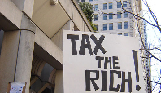 Labor, community groups to launch campaign against GOP on taxes