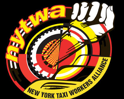 Taxi drivers honor AFL-CIO leader