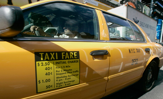 NLRB declares taxi drivers are employees, can vote to unionize