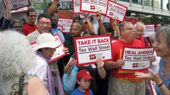 Job and wage loss major issues on Labor Day