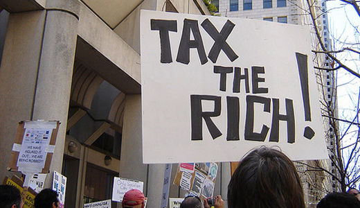 That's capitalism: the super rich pay zero U.S. taxes