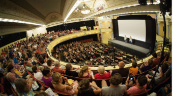 Progressive cinema: Occupy stars in Traverse City