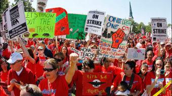 Chicago teachers plan April 1 strike for public education