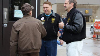 Teamsters voting on UPS pacts