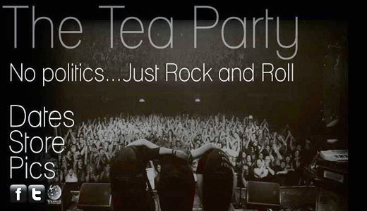 Rock band may sell teaparty.com for $1 million