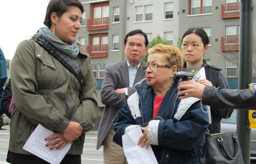 San Francisco tenants fight back against unjust evictions